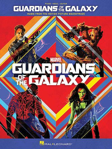 Guardians of the Galaxy Motion Picture Selections PVG