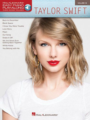 Taylor Swift Easy Piano Playalong
