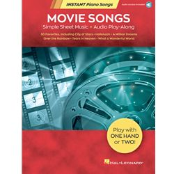 Movie Songs - Instant Piano Songs