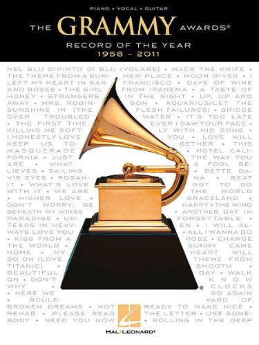 GRAMMY Awards® Record of the Year1958-2011  PVG