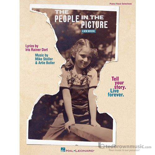 People in the Picture Vocal Selections PVG