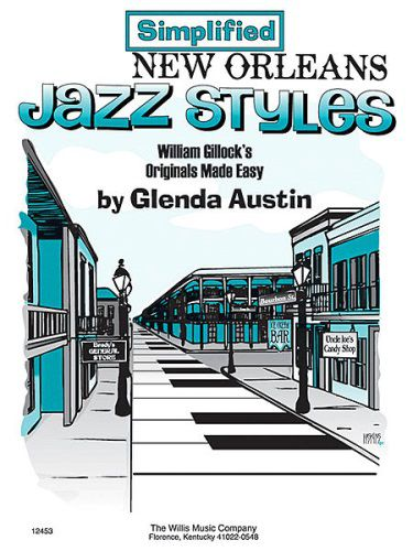 Simplified New Orleans Jazz Styles Later Elementary Level