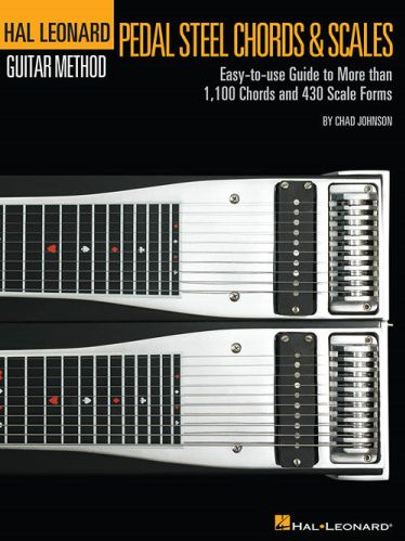 Pedal Steel Guitar Chords & Scales Hal Leonard Guitar Method