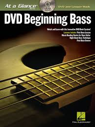At a Glance Beginning Bass Book/DVD