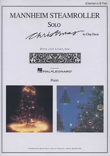 Mannheim Steamroller - Solo Christmas Clarinet
