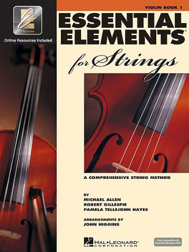 Essential Elements Strings #1 Violin Interactive/2000