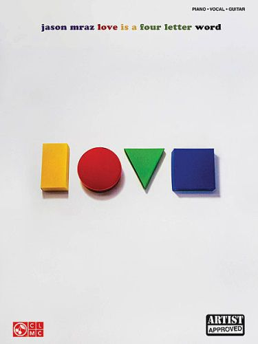 Jason Mraz Love Is a Four Letter Word PVG