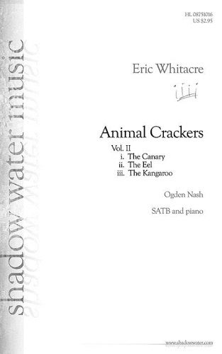 Animal Crackers II SATB