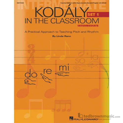 Kodaly in the Classroom Primary Set 1 TE TEACHER ED