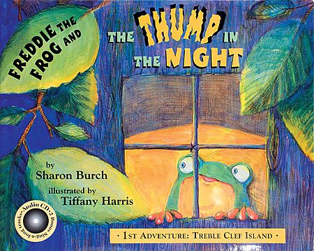 Freddie the Frog and the Thump in the Night (First)