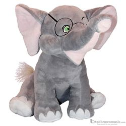 Hal Leonard Puppet Eli the Elephant Plush Toy