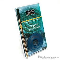 Feadog Irish Tin Whistle in D Book/CD  14011148