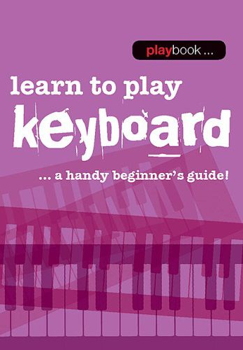 Playbook Learn to Play Keyboard