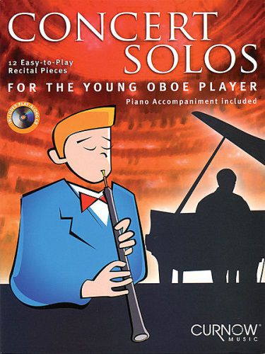 Concert Solos for the Young Oboe Player