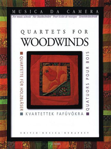 Quartets for Woodwinds PARTS AND