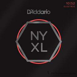 D'Addario Guitar Strings Electric NYXL Light Top Heavy Bottom NYXL1058