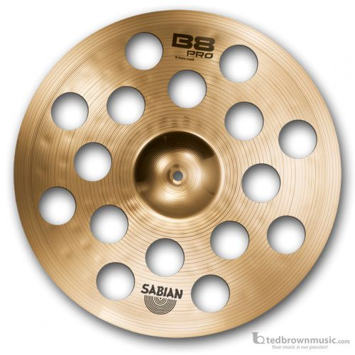 "Sabian 31800B 18"" Ozone Crash B8 Series Cymbal"