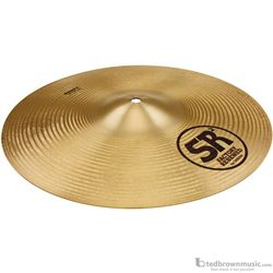 "Sabian SR13TM 13"" Thin Top Medium Bottom Hi Hats SR2 Series Cymbal B20 Bronze"