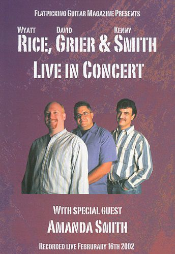 Rice, Grier & Smith Live in Concert  DVD