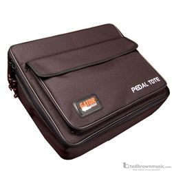 Gator Pedal Board With Carry Bag & Power Supply GPT-BL-PWR