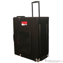 Gator Case Audio Cargo with Wheels GX-22