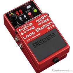 Boss RC-3 Loop Station Effect Pedal