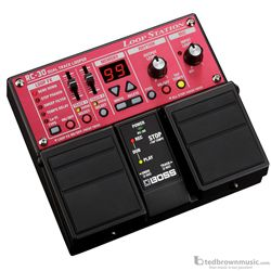 Boss RC-30 Loop Station Effect Pedal