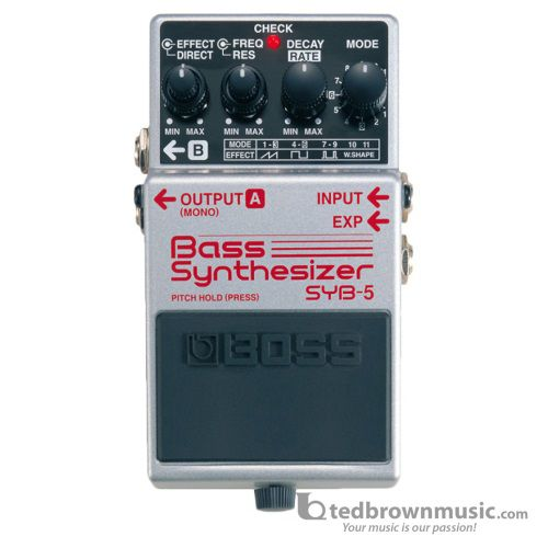 Bass Synthesizer