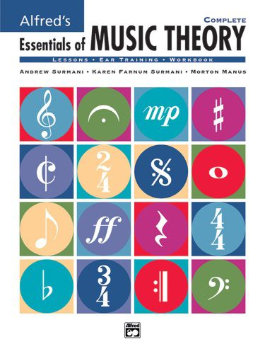Alfred's Essentials of Music Theory Complete (Book Only)
