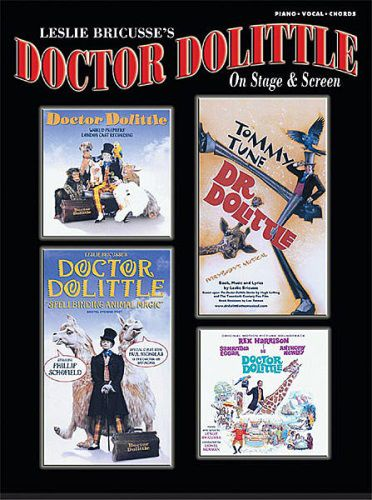 Doctor Dolittle (Vocal Selections)