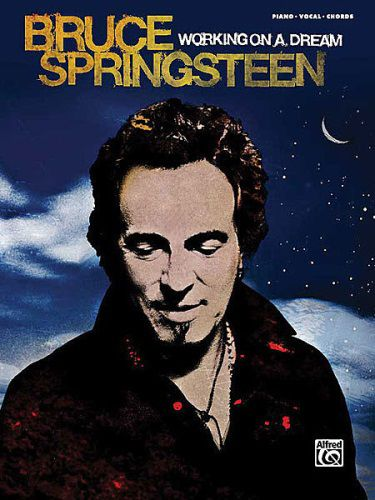 Ted Brown Music Bruce Springsteen Working On A Dream Pianovocal