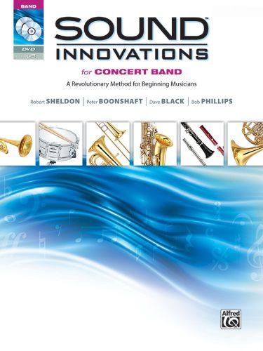 Sound Innovations for Concert Band, Book 1 [E-Flat Alto Saxophone]