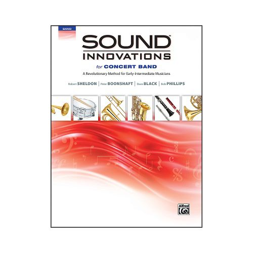 Sound Innovations Book 2 [E-Flat Alto Saxophone]