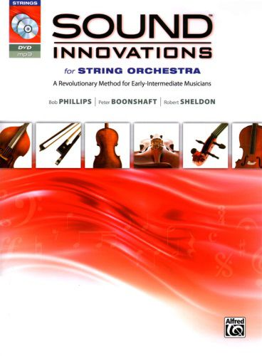 Sound Innovations for String Orchestra, Book 2 [Violin]