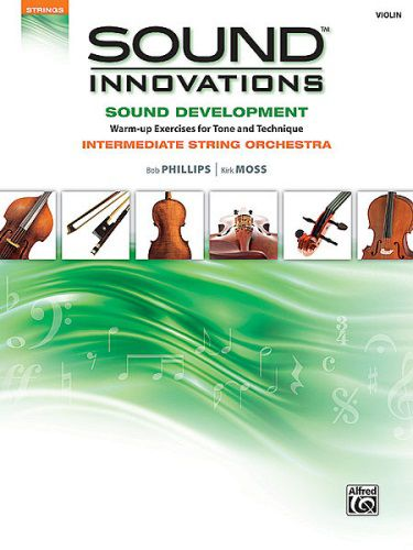 Sound Development (Intermediate)  String Orchestra Violin