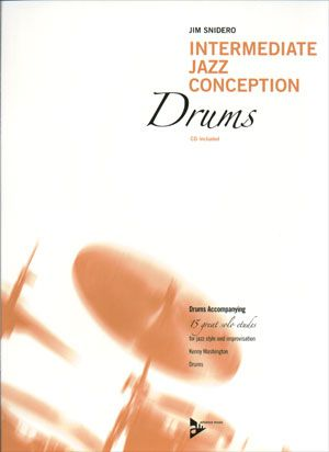 Intermediate Jazz Conception- drums