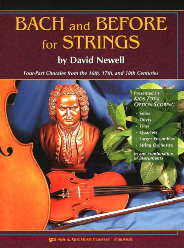 BACH AND BEFORE STRINGS VIOLA STRING COL