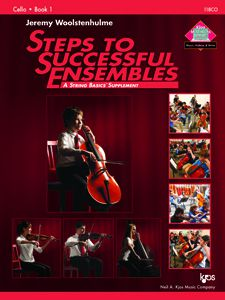 Steps to Successful Ensembles Book 1 Violin