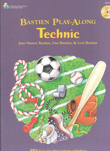 BASTIEN PLAY-ALONG: TECHNIC