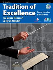Tradition of Excellence Bk 2 Cond Score TOE