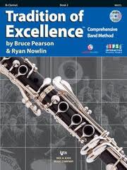 Tradition of Excellence Bk 2 Percussion TOE