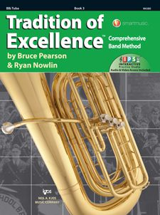 Tradition of Excellence Book 3 Tuba TOE