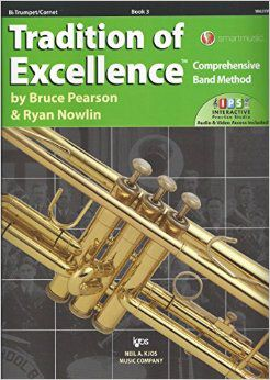 Tradition of Excellence Book 3 Trumpet TOE
