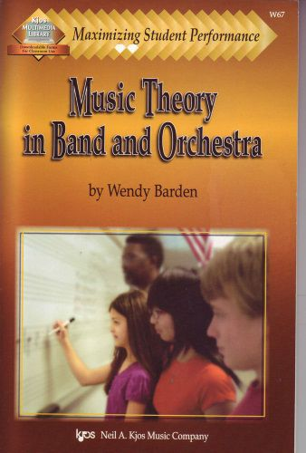 Maximizing Student Performance Music  Theory In Band/Orch PROGRAM-TE