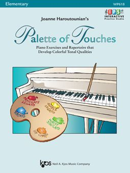 Palette of Touches  IPS Interactive Practice Studio REFS,TEXTS