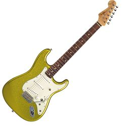 Dick Dale Signature Stratocaster®, Rosewood Fingerboard, Chartreuse Sparkle