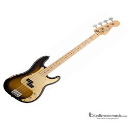 Fender 50's Road Worn Precision Bass Electric Bass Guitar