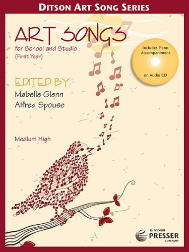 ART SONGS for SCHOOL AND STUDIO (FIRST YEAR)