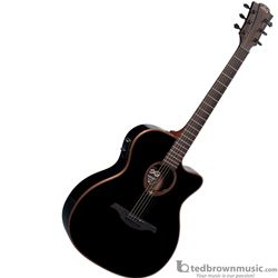 LAG T100ACE Auditorium Cutaway Stage Series Acoustic-Electric Guitar
