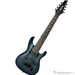 Ibanez S8QMTGB 8 String S Series Electric Guitar